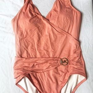 Michael by Michael Kors Rosewater Swimsuit